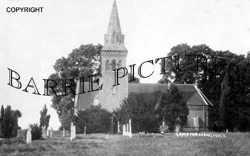 Compton Abbas, Church c1910
