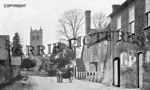 Marnhull, Village c1905