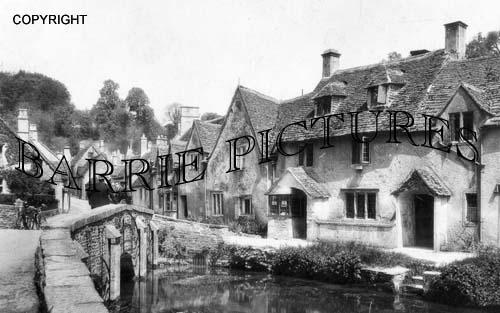 Castle Combe, Village c1940