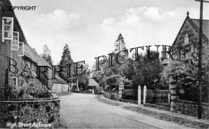 Ashmore, High Street c1930