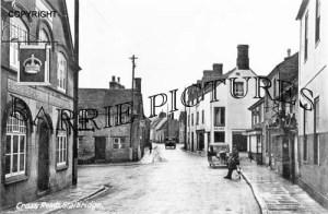 Stalbridge, Cross Roads c1930