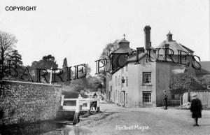 Fontmell Magna, Village c1912