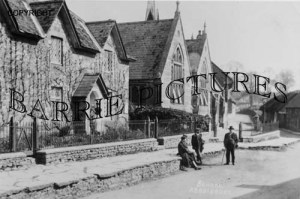 Abbotsbury, The School c1900