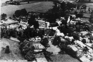 Ashmore, from the Air c1950