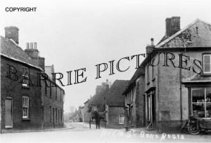 Bere Regis, North Street c1910