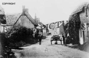 Bere Regis, North Street c1930