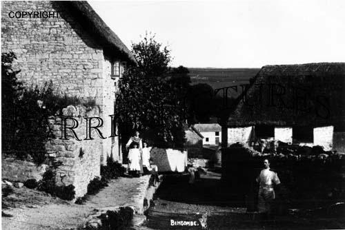 Bincombe, c1890