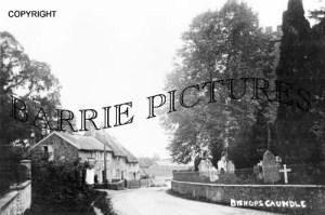 Bishops Caundle, Village c1900