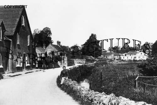 Bourton, Village c1910
