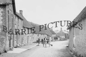 Broadmayne, Village c1910