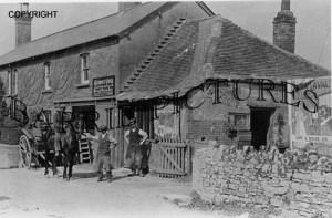 Broadmayne, Village Smithy c1920