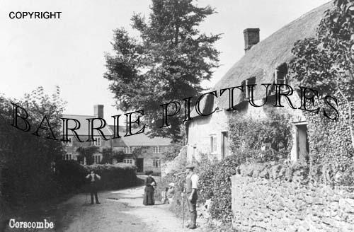 Corscombe, Village c1900