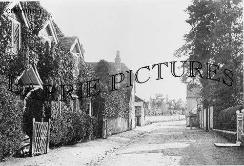 Cranborne, Village c1900