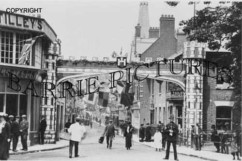 Dorchester, c1910