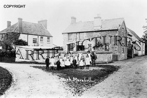 Marnhull, Village c1900