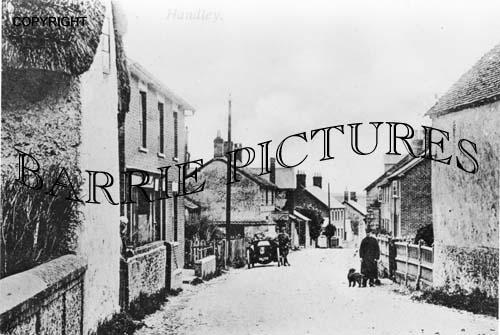 Sixpenny Handley, Village c1910