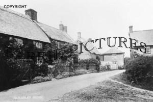Hazelbury Bryan, Village c1920