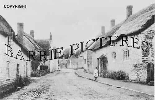 Loders, Village c1900