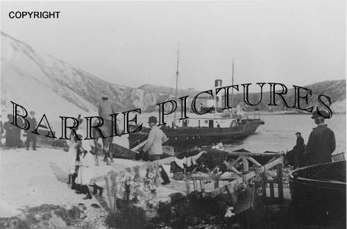 Lulworth, The Cove c1910