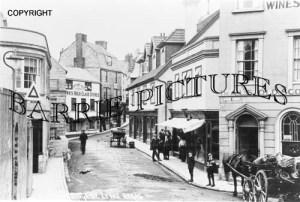 Lyme Regis, c1910