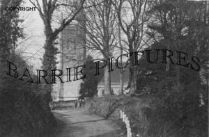 Melbury Abbas, The Church c1910