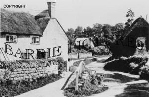 Melbury Osmond, Village c1910