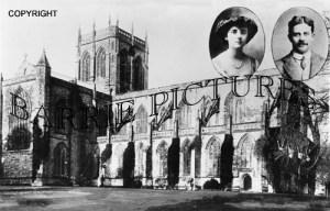 Milton Abbas, The Abbey c1910