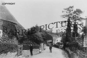Netherbury, Village c1910