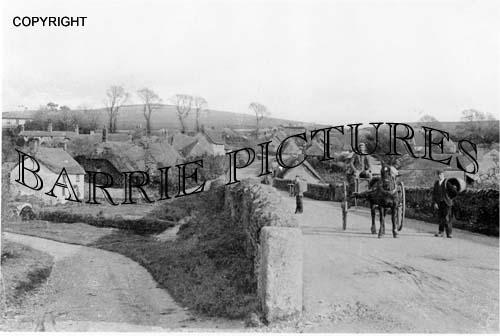 Preston, Village c1900