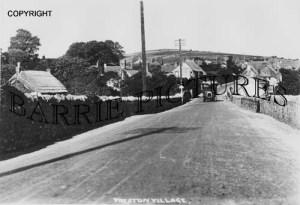Preston, Village c1930