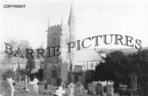 Pimperne, Church c1910