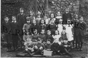Rampisham, School 1922