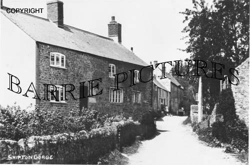 Shipton Gorge, Village c1910