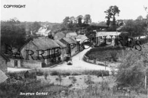 Shipton Gorge, Village c1925