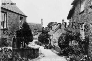 South Perrott, Village c1930