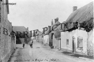 Spettisbury, Village c1900