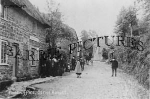 Stoke Abbot, Post Office c1910