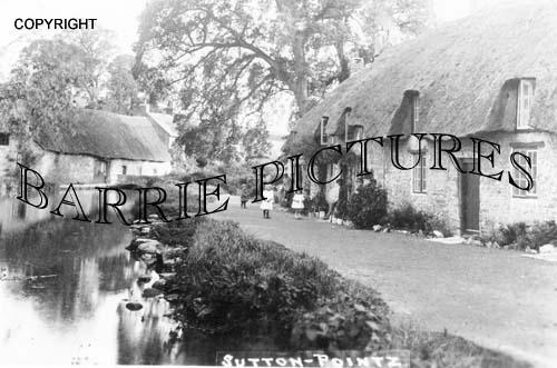 Sutton Pointz, Village c1930