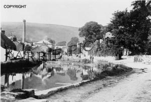 Sutton Pointz, Village Pond c1910