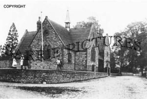 Thornford, Village School c1915