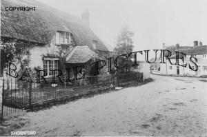 Thornford, Village c1910