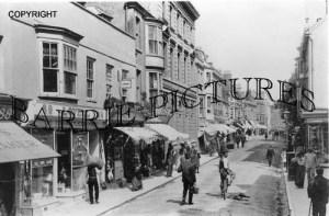 Weymouth, St Marys Street c1910