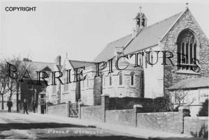 Weymouth, St Pauls c1910