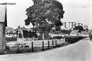 Winterborne Kingston, Village c1920