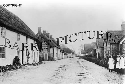 Winterborne Stickland, Village c1900