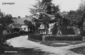 Witchampton, Village c1920