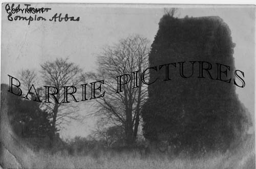 Compton Abbas, Old Tower c1904