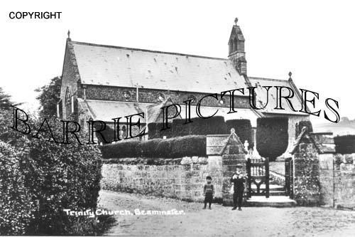 Beaminster, Trinity Church c1905