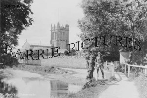 Charminster, St Mary's c1900