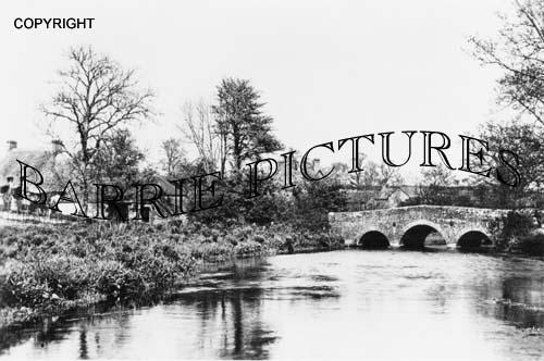 Bockhampton, Village Bridge c1890